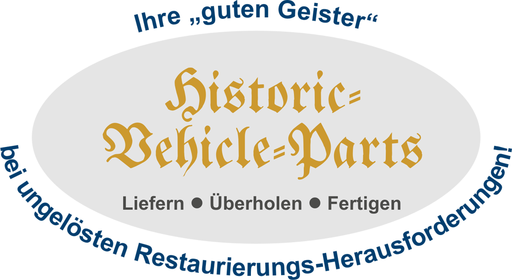 Logo Historic-Vehicle-Parts